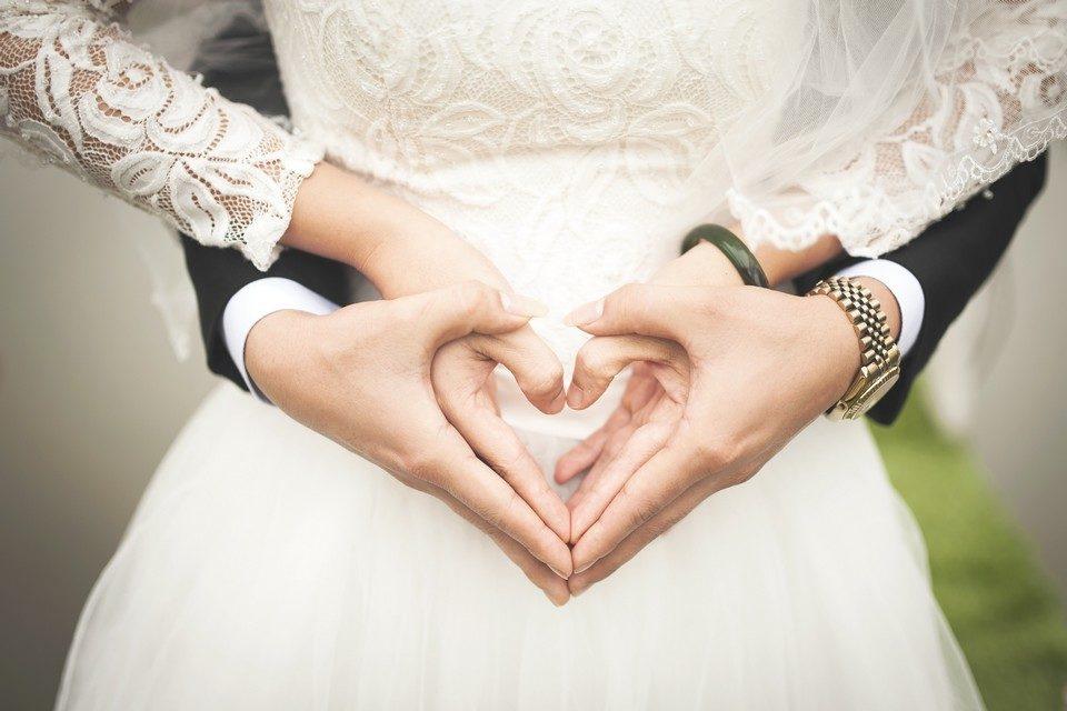 házasság szív