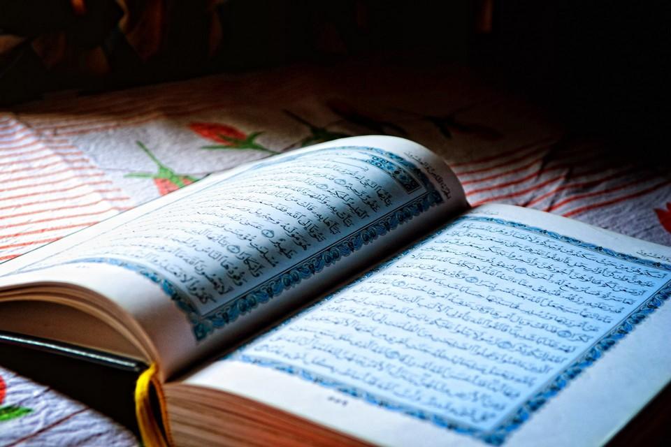 arab esküvő Korán