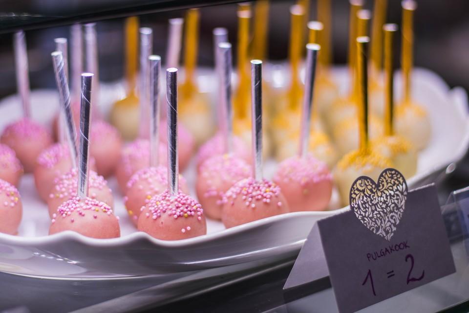 cake pop esküvő